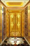 مسافر مصعد مع رفاهية زخرفة مقصور