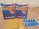 最も売れ行きの良い金ルート性の増強物のための複雑で青い性の丸薬