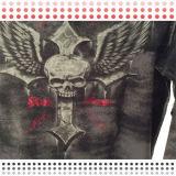 Neuer Entwurfs-kundenspezifische Baumwollkurzschluss-Hülsen-T-Shirts