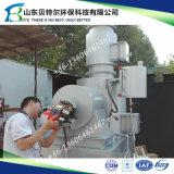 incinerador médico da gestão de resíduos 200-300kgs/Time, guia do vídeo 3D