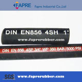 GummiHose/Hydraulic Hose/Steel Wire Braided Hydraulic Rubber Hose (LÄRM 1SC)