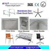Рукоятки сплава алюминия/цинка/части впрыски ноги/кронштейна для стулов/стола/таблицы