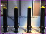6 단계 50 톤 액압 실린더 제조