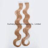 Лента объемной волны Remy самой лучшей надкожицы качества полной европейская в выдвижениях человеческих волос