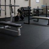 Esteras de goma recicladas deportes del suelo del suelo de la gimnasia del equipo de la aptitud del ejercicio