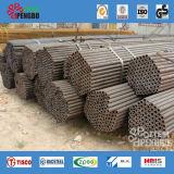 ASTM A106 GR. Tubulação de aço sem emenda de carbono de B Sch80
