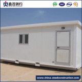 Camera del contenitore della costruzione prefabbricata dell'isolamento 20FT della Cina per il dormitorio dell'accampamento