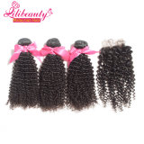 人間の毛髪の拡張ブラジル人、マレーシア人およびバージンのRemyのペルーの毛