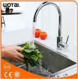 (WT1009CH-KF) Robinet d'eau à levier unique de bassin de cuisine