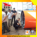 tubo hidráulico de 1650m m que alza con el gato la máquina