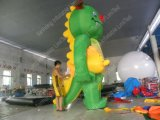 Dragon gonfiabile Cartoon con Cartoon Shape