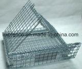 Gaiola da oficina/recipiente engranzamento de fio/gaiola do armazenamento