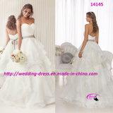 Роскошное прелестно воплощение Wedding Bridal платья