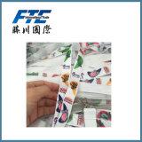 Colhedor barato impresso/tecido por atacado do costume 2.0*90cm do poliéster