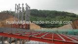 Industrial de acero estructural de varios pisos del edificio de oficinas de China
