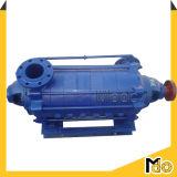 Pompe à eau à plusieurs étages à haute pression de longue distance de débit