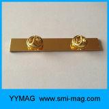 Bequeme Metallabzeichen mit Basisrecheneinheits-Haken für Personal