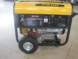 Generador de Gasolina de Encendido Eléctrico de 6kW WH7500/E con Certificado CE