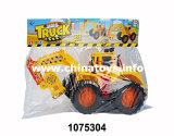Automobile di plastica della costruzione del giocattolo di nuovo attrito del punto (1075304)