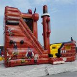 Pirata inflable encantador y divertido para el parque de Amusenment (A045)