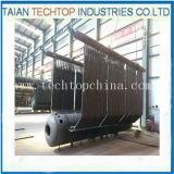 Caldeira de vapor para o processamento de madeira