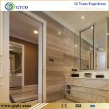 4X8 impermeabilizzano il comitato di copertura di plastica del raccordo della parete della stanza da bagno