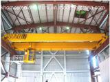 grúa de arriba de la viga doble modelo de la LH 10t con maquinaria de elevación del alzamiento eléctrico