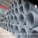 ASTM AISI Standard SAE 1006/1008/1010 Steel Wire Rod 5.0mm