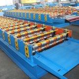 Feuille en aluminium de toiture faisant la machine