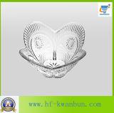 Bonne vaisselle Kb-Hn0192 de cuvette en verre des prix de qualité