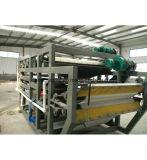 Tipo de cinto Pressione o filtro para Linha de Reciclagem de Água Waste