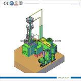 Huile usée 5 par tonnes réutilisant à la pollution diesel de Wihout de machine