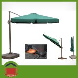 Guarda-chuva romano de giro extravagante do jardim, parasol
