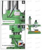 工場直売の機械タイプ放射状の鋭い機械モデルZq3035*10