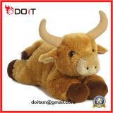 Игрушка плюша конструкции шаржа игрушки буйвола коровы плюша