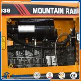 Het Bewegen zich van de aarde Apparatuur Radlader Lader van het Wiel van 2.5 Ton de Mini