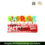 Gewundene Geburtstag-Kerze für Kind-Partei-Dekor