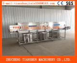 Máquina de lavar industrial da gaiola para a cesta e a bandeja industriais Tsxk-6