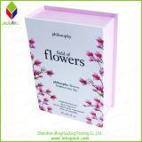 Contenitore di pattino di carta rigido di bella stampa dolce del fiore