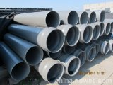 ASTM Sch40 Sch80 pvc Pipes en Fittings voor Water Supply