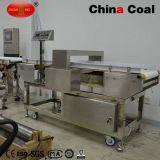 Аппаратура обнаружения металла замороженных продуктов транспортера Gj-4 для пряжки алюминиевой фольги