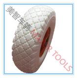 Preço de fábrica 3.00-4 PU Foam Tire Tool Cart Wheel
