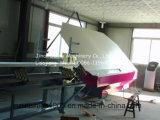 Máquina de dobra de alumínio de vidro de isolamento da barra, máquina de dobra de alumínio do espaçador