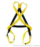 3.2cm 높 힘 Nylon 가득 차있는 Body Safety Harness Belt