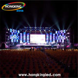 Visualizzazione esterna locativa di P6 LED per fare pubblicità