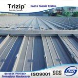 Strato diritto del tetto dell'aggraffatura di Trizip 65-400 (approvato da FM)