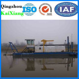 강 모래 양수 준설선 기계 중국제