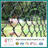 Оптовые панели загородки звена цепи металла панелей загородки звена цепи сада