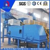Separador da corrente de redemoinho/máquina de moedura magnéticos para o equipamento de mineração