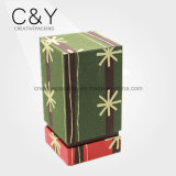 Constructeur de empaquetage de cadre de parfum de papier fait sur commande de cadeau